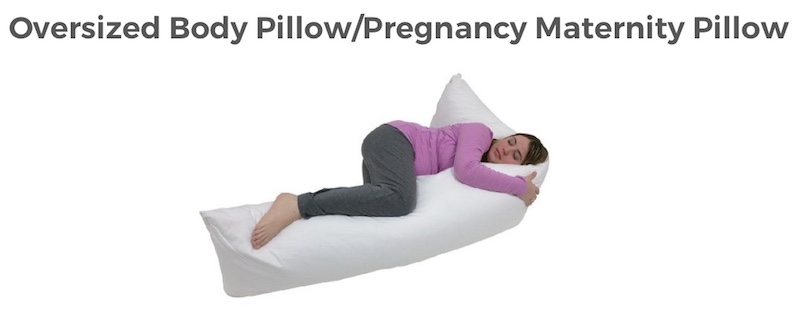 Oversized-Body-Pillow-Pregnancy-Maternity-Pillow